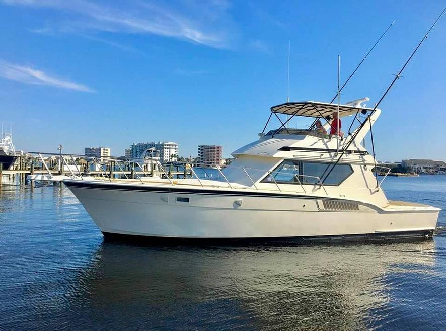 Private Yacht Destin Elopement – Click for more Info!