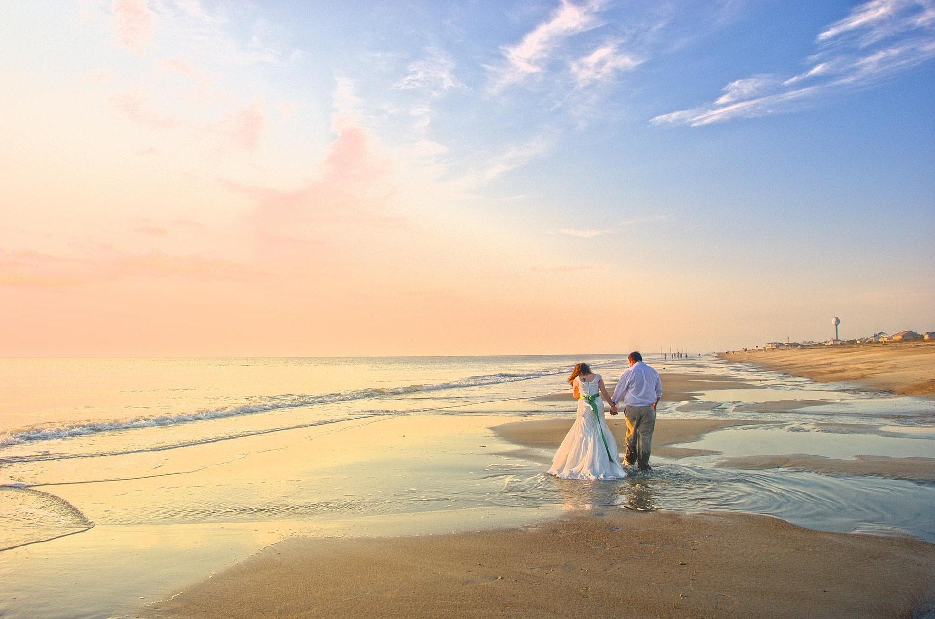 Dauphin Island Wedding