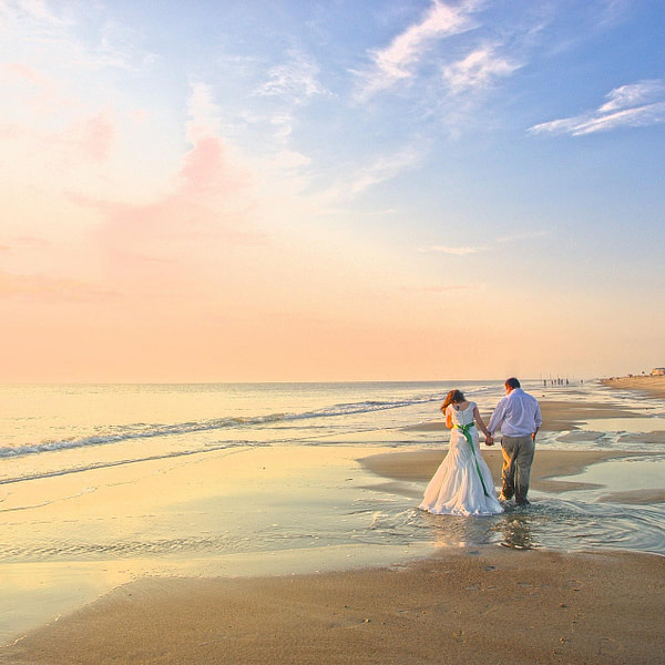 Bayside Wedding in Dauphine Island – Click for more Info!