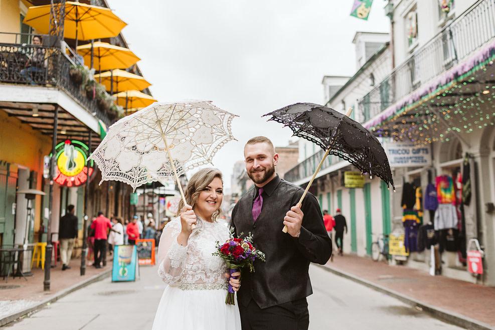 French Quarter Dream Wedding – Click for more info
