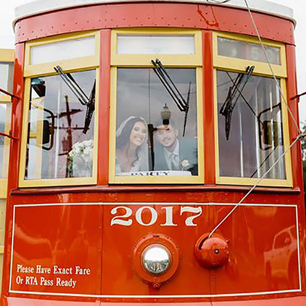 Famous Streetcar Wedding – Click for more info