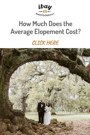 How Much Does the Average Elopement Cost?