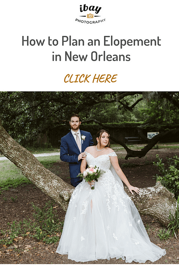 How to Plan an Elopement in New Orleans