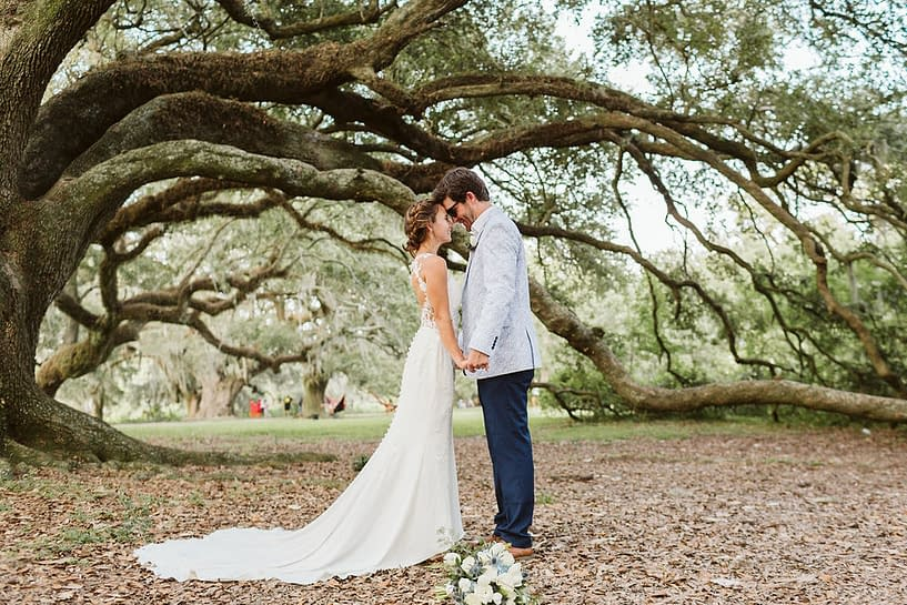 elope to new orleans tree