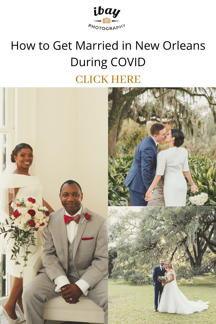 How to Get Married in New Orleans During COVID